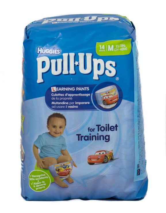 Huggies Pull Ups x 14 - Medium