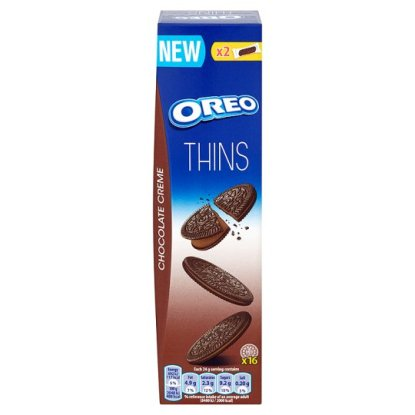 Oreo this chocolate